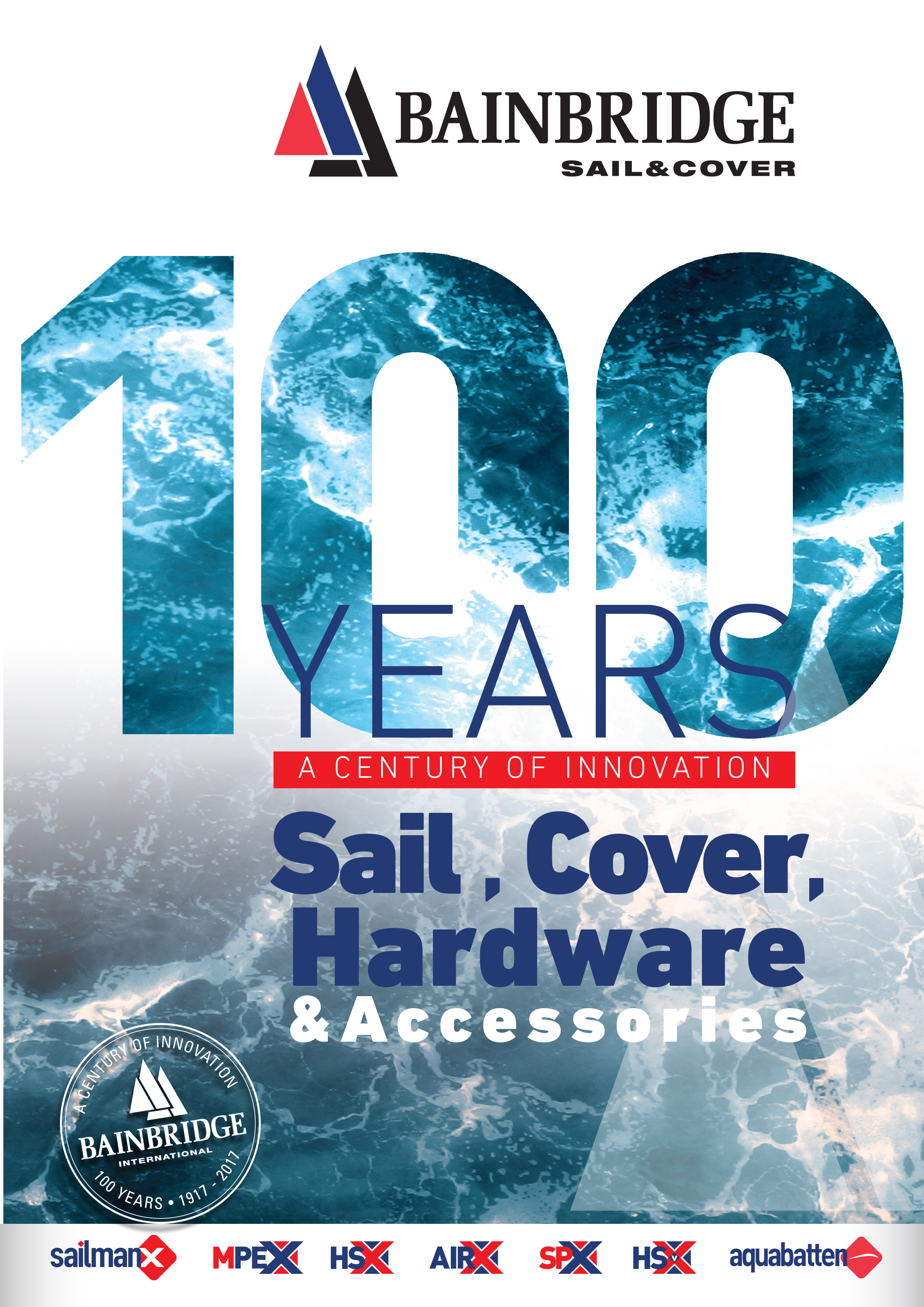 Front Cover of Sail & Cover Catalogue
