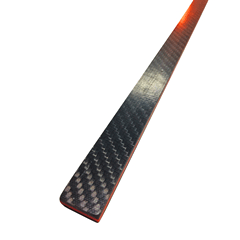 Leech Tapered Carbon Batten 800 x 10mm | 3 x 0.75mm