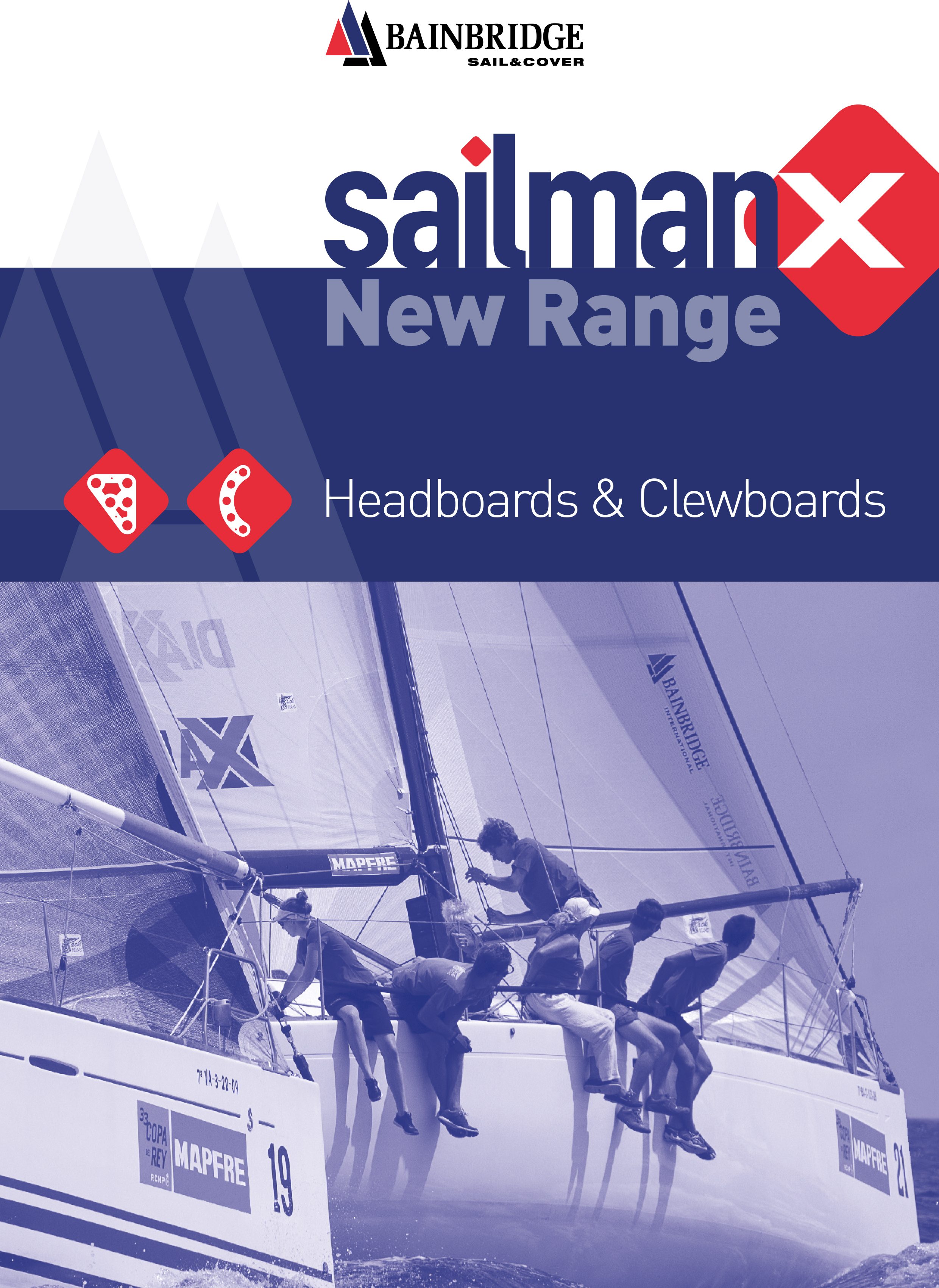 Sailman English Trade GuideX